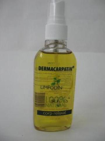 Ulei pentru masaj Limfodin de la Anaantonia Srl