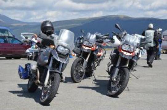 Inchiriere motociclete BMW