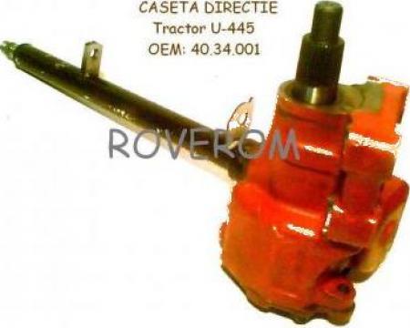 Caseta directie tractor U-445 de la Roverom Srl