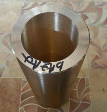 Bucsa bronz CuSn12 80x110x300mm, greutate 12.1 kilograme de la Baza Tehnica Alfa Srl