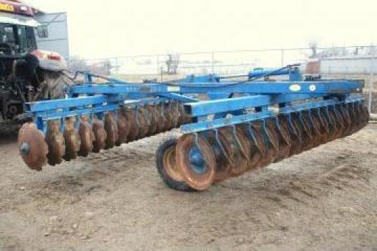 Disc agricol tractor Rabe