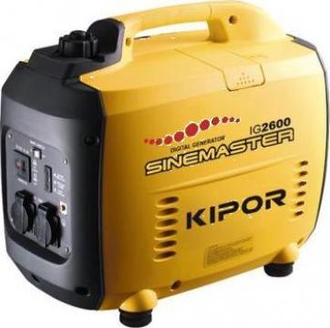 Inchiriere generator curent Kipor 2.3kw de la Prodrupo Consulting