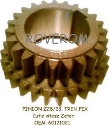 Pinion Z28/23, tren fix cutie viteze Zetor