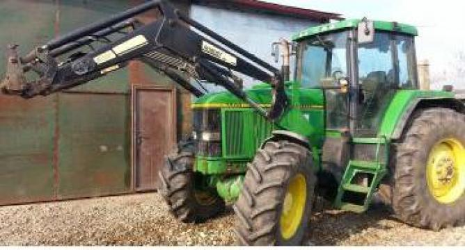 Tractor JD 7600
