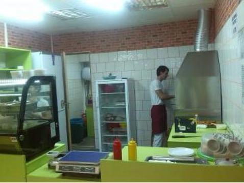 Afacere la cheie fast-food, catering de la Fofis Vlad Shop