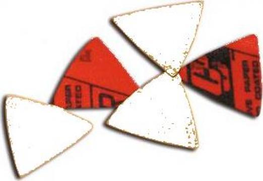 Mini triunghiuri abrazive