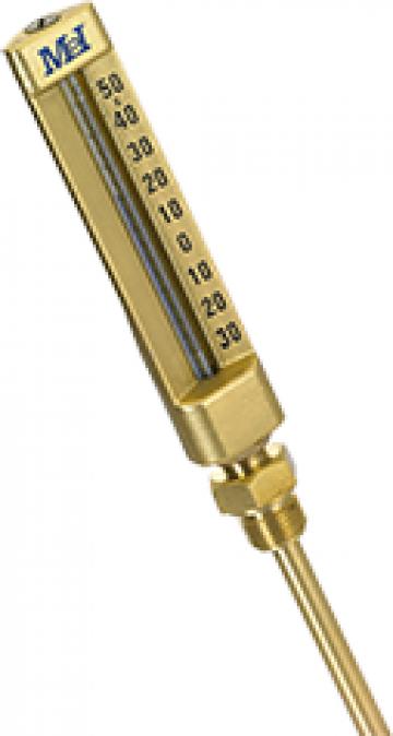 Termometru industrial cu teaca de la Mes Marin Srl