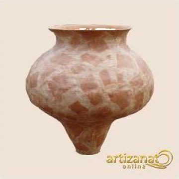 Vas ceramica de la