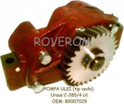 Pompa ulei (vechi) Ursus C-385/4 cilindrii, Zetor 8011