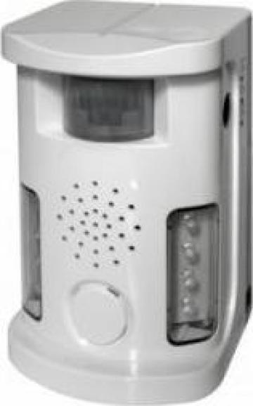 Dispozitiv ultrasunete pentru animale si pasari Garden Guard