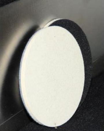 Disc pasla autocolant PA 125 mm de la Abrazivul Sa