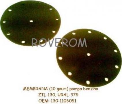 Membrana (10 gauri) pompa benzina Zil-130, Ural-375