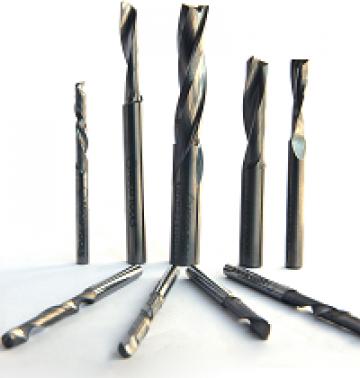 Freza integrala pentru lemn, aluminiu si compozite de la Asco Tools Sa