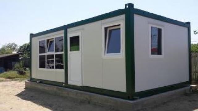 Container atipic 7 m x 4 m