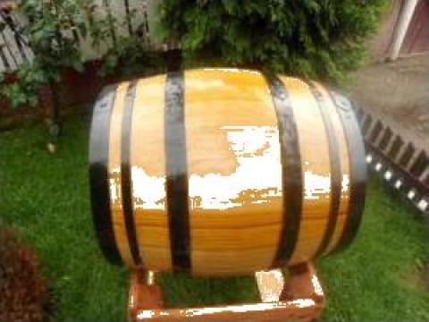 Butoi lemn de dud 70 litri de la PFA Tanase Victor