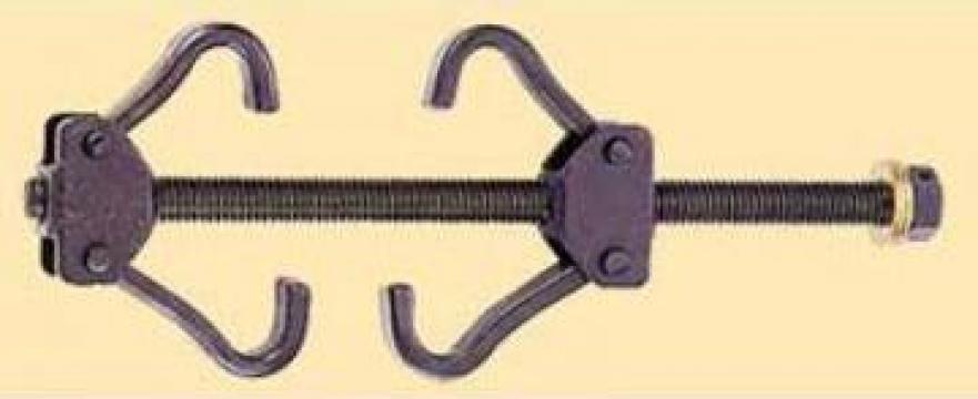 Presa manuala pentru arcuri 300mm - 62701 - Force de la Zimber Tools