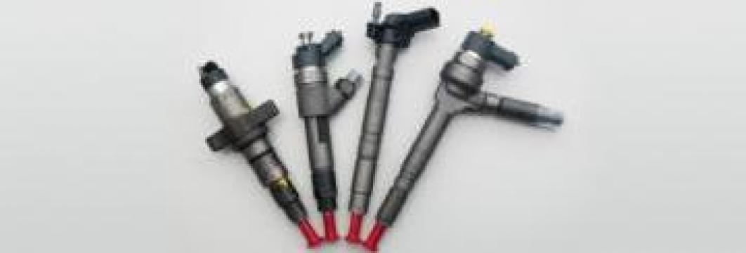 Injector reconditionat Bosch Common Rail de la S.c. Total Diesel Service S.r.l.