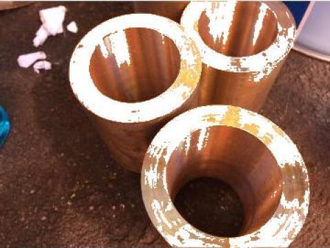 Bucsa bronz 100x70x105 de la Baza Tehnica Alfa Srl
