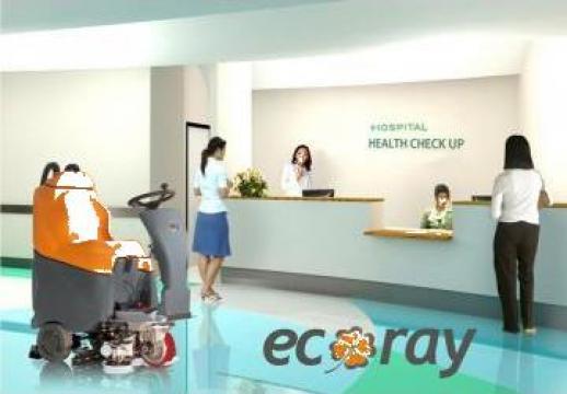 Aparat de dezinfectie in bloc operatoriu GB 75 Ecoray de la Tehnic Clean System