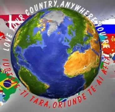 Steaguri Romania, tarile lumii, steaguri publicitare de la MN Profi Serv Srl