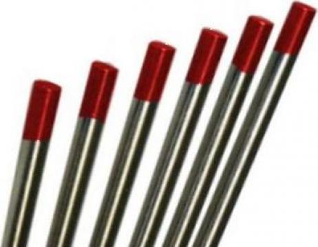 Electrozi wig-tig wolfram marcaj rosu 4.0mm