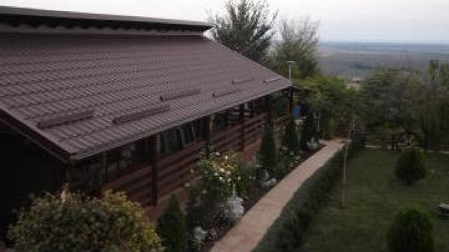 Balustrada terasa exterior de la Venbocons Srl