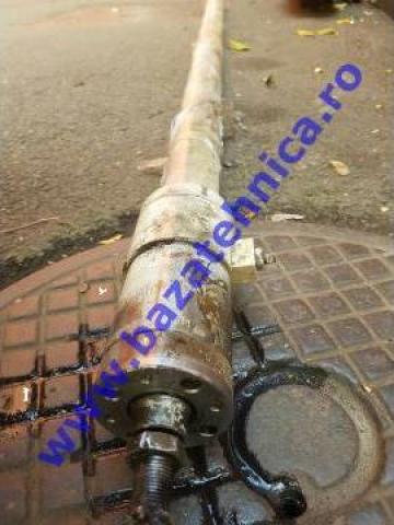 Reparatie cilindru hidraulic, include confectionare etansari de la Baza Tehnica Alfa Srl