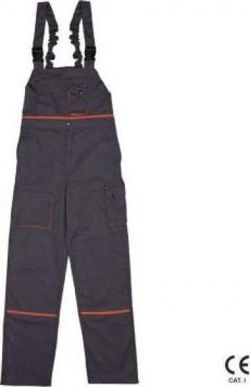 Pantaloni protectie cu pieptar Vezina PP de la Vikmar Serv