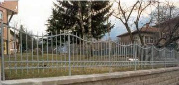 Garduri metalice Bucuresti de la Rollux Construct