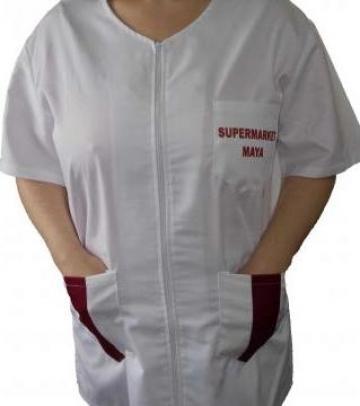 Servicii de croitorie halate albe de la Johnny Srl.