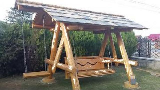 Leagan, balansoar de la Log Homes S.r.l.