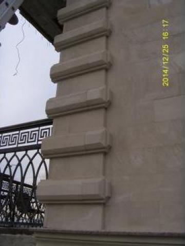 Piatra din calcar de la S.r.l. Mozaic-Grup