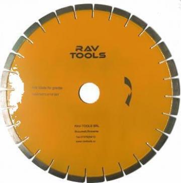 Discuri diamantate pentru granit de la Rav Tools Srl