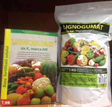 Ingrasamant organic pentru plante Lignohumat de la