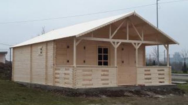 Casa de lemn Dora de la S.c. Prod-wald Impex S.r.l.