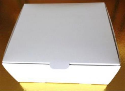Cutii prajituri 13x23x6 cm