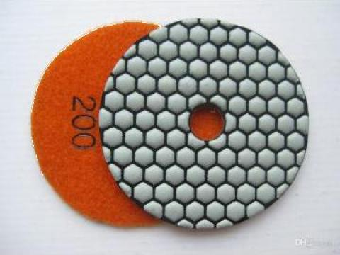 Dischete diamantate lustruire la uscat