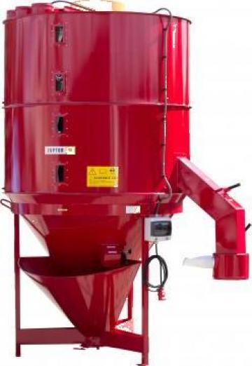 Malaxor pentru furaje 1000kg, amestecator nutreturi, FNC