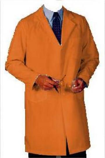 Halat medical portocaliu de la Johnny Srl.