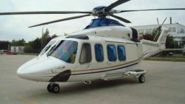 Inchiriere elicopter de 8 pasageri pe ruta Bucuresti Galati de la Heli 5