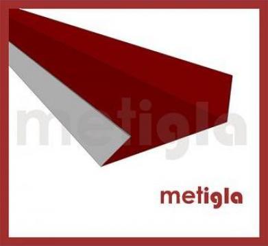 Fronton interior pentru acoperis - Metigla de la Executie Acoperisuri - Www.executie-acoperisuri.ro