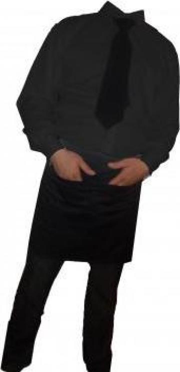 Camasa barbateasca neagra de la Johnny Srl.
