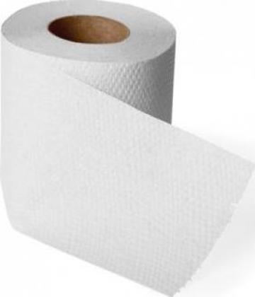 Hartie igienica, celuloza, extra alb, 2 straturi