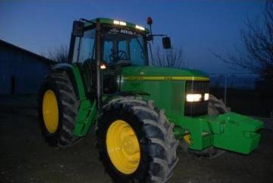 Tractor John Deere 6900, 130 CP, 7000 ore de la