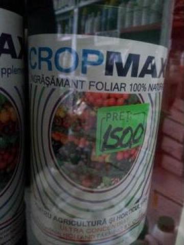 Ingrasamant Cropmax 1 L de la Emcril Plant Srl