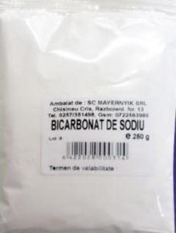 Bicarbonat de sodiu 250 gr.