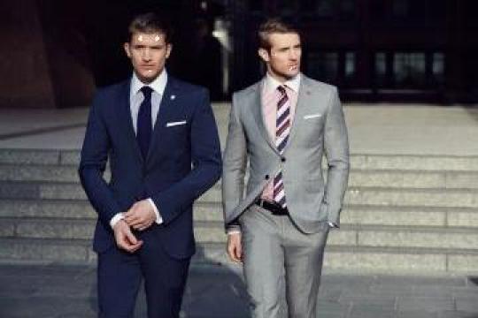 Camasi englezesti pentru barbati si femei de la Overseas Consulting & Trading Srl