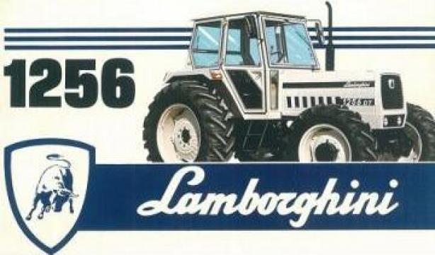 Piese pentru tractoare si masini agricole Lamborghini de la Instalatii Si Echipamente Srl