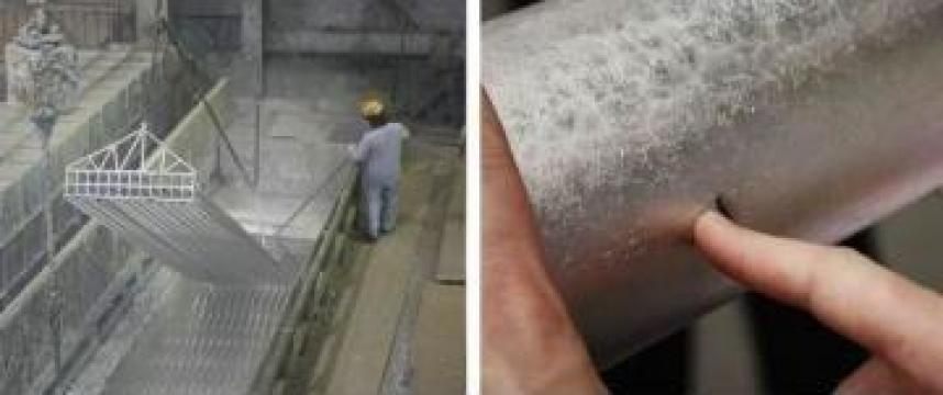Spray zink lucios, spray zink deschis +600Grade C