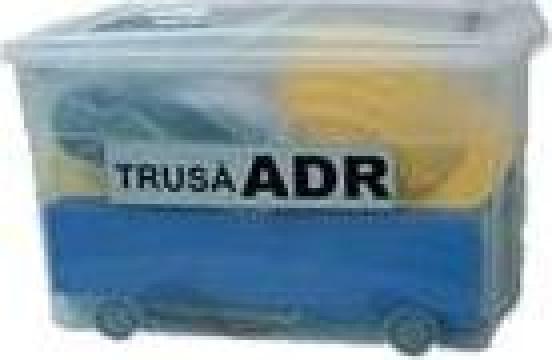 Trusa auto ADR de prim ajutor, omologata RAR de la Nascom Invest